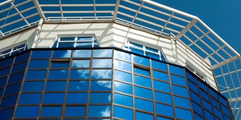 office centre,Hi-tech  architecture